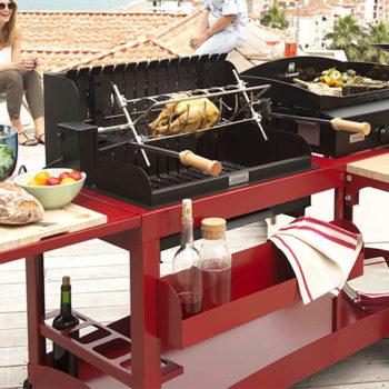 Mixtes plancha + BBQ