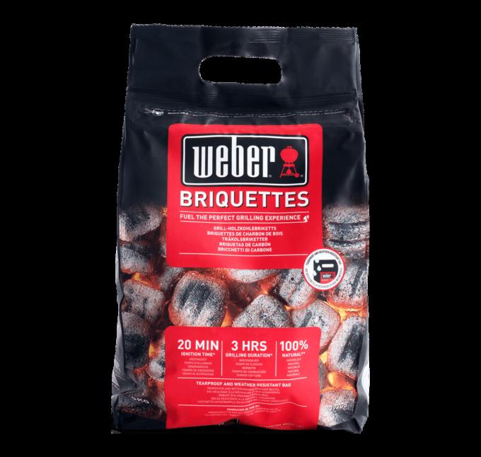 17705 Briquettes Weber 3 kg