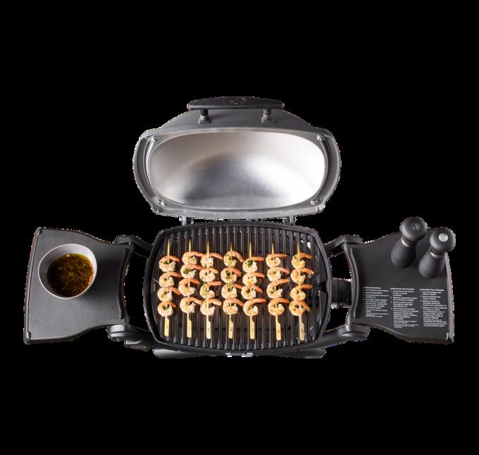 54010094 Barbecue à gaz Weber Q 2200
