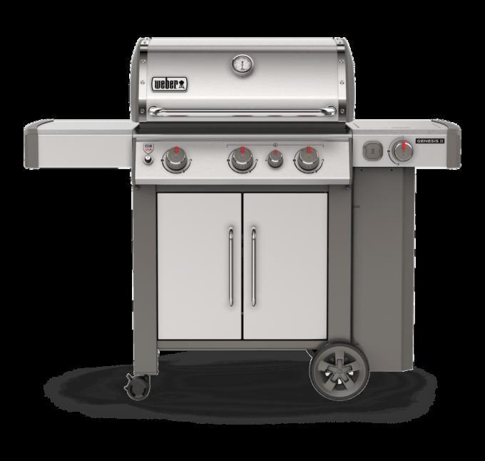 61006104 Barbecue à gaz Genesis II SP-335 GBS Inox