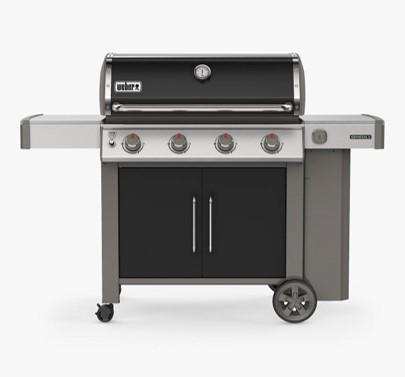 Barbecue Weber Genesis II E-415 GBS noir