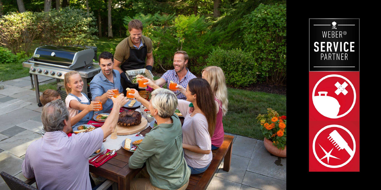 Garanties barbecues weber et nettoyage