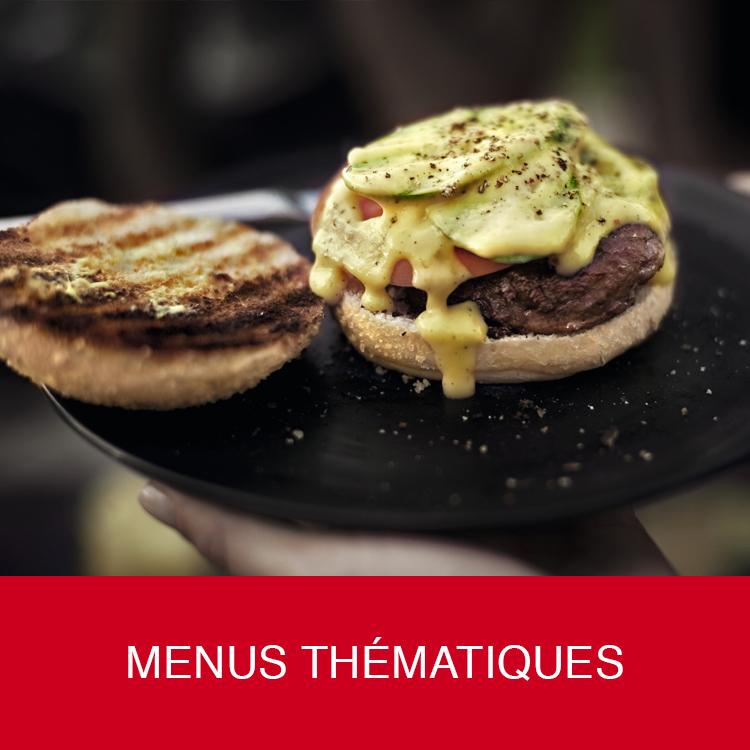 Cours barbecue thématiques menu complet
