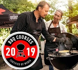 Cours barbecue Weber Bon cadeau 2019
