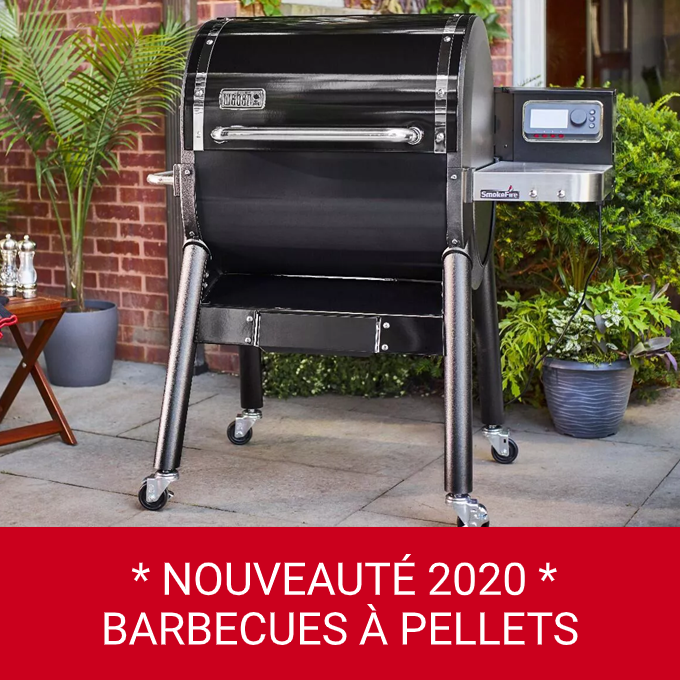 Barbecues à pellets Weber Smokefire
