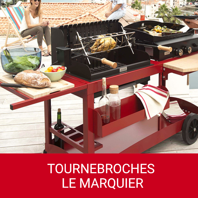 Tournebroches Le Marquier