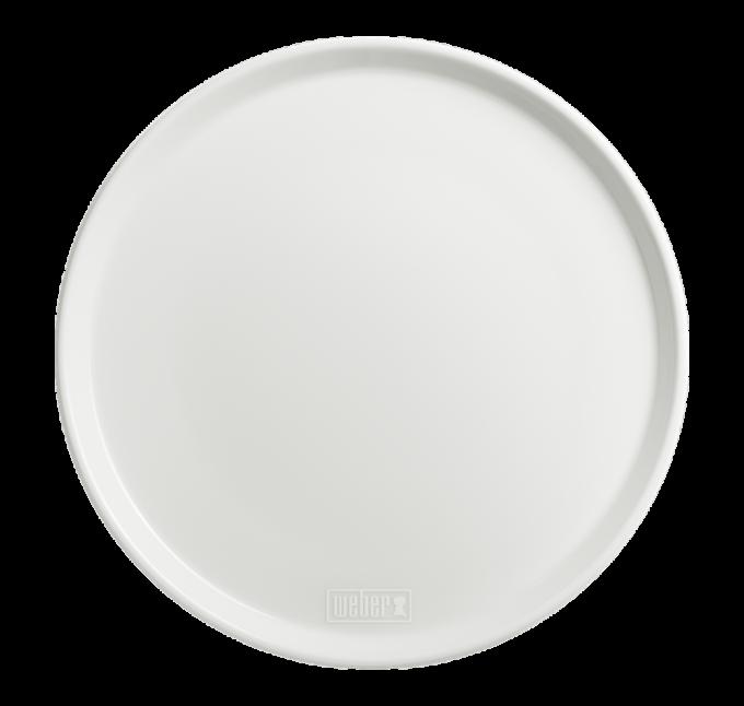 Assiette plate 27,5 cm Weber 17880