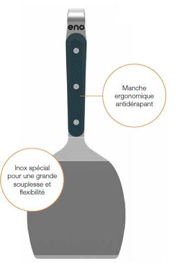 Accessoire plancha Eno spatule large