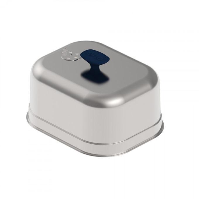 Accessoire plancha Cloche Eno Rectangulaire Inox