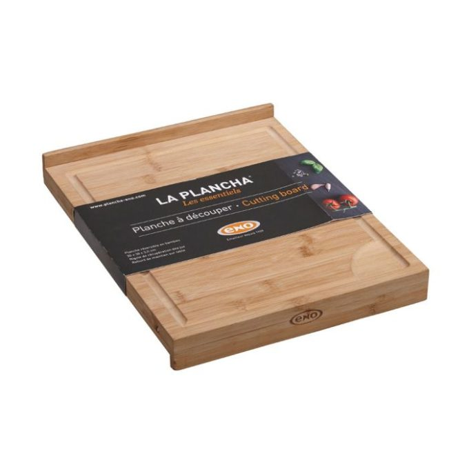 Accessoire plancha Eno Planche bambou