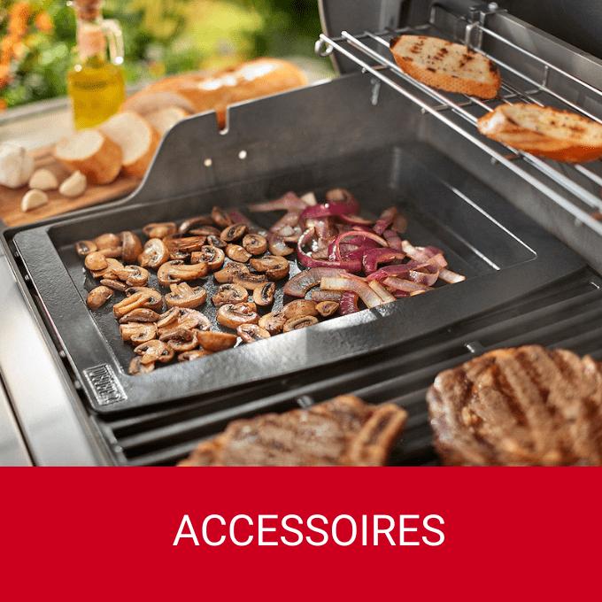 Accessoires pour Barbecues Weber