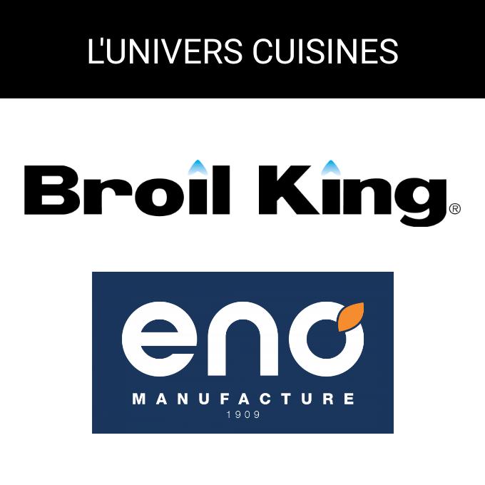 Cuisines d'été Broil King Eno