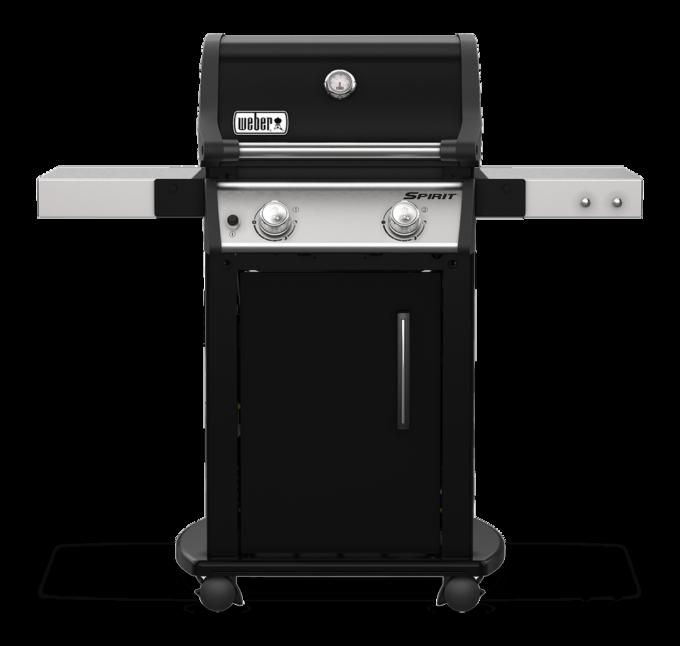Barbecue à gaz Spirit E-215 GBS Noir
