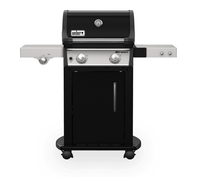 Barbecue à gaz Spirit E-225 GBS Noir