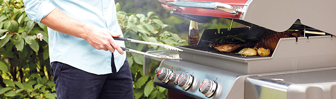 Barbecue au gaz Weber