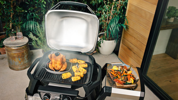 Cuisson au barbecue Weber conseils